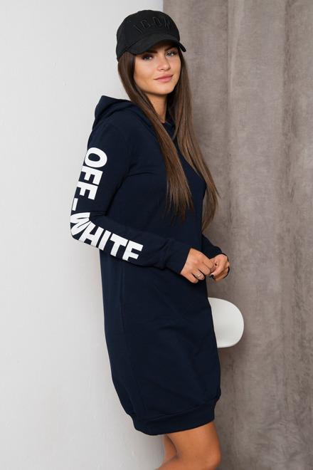 52e208fa56e0 dámske športové šaty 62072 námornícka modrá